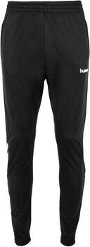 Hummel Aunthentic Polyester broek Heren Zwart