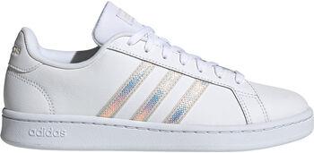 adidas Grand Court schoenen Dames Wit