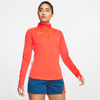 Nike Dri-FIT Academy19 trainingstop Dames Rood