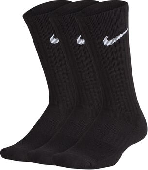 Nike Performance Cushioned Crew sokken Jongens Zwart