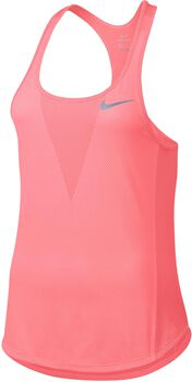 Nike Running Dry top Dames Rood