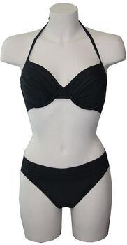 Manouxx Plain bikini Dames Blauw