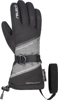 Reusch Demi R-Tex XT handschoenen + heating pocket Dames Zwart