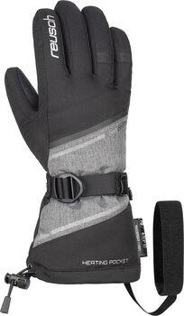 Reusch Demi R-Tex XT handschoenen + heating pocket Dames Zwart