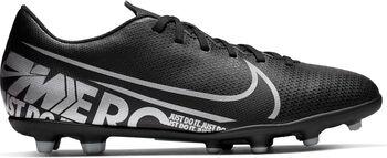 Nike Vapor 13 Club FG/MG Voetbalschoenen Heren Zwart