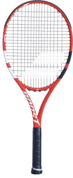 Babolat Boost Strike Strung tennisracket Rood