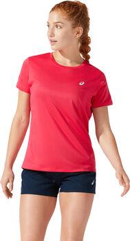 ASICS Core shirt Dames Roze