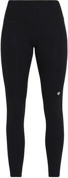 Asics Highwaist tight Dames Zwart