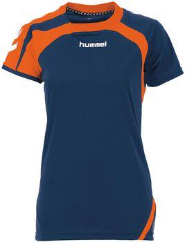 Hummel Odense shirt Dames Blauw