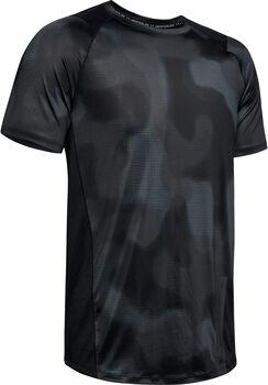 Under Armour MK1 Printes shirt Heren Zwart