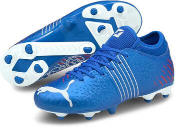 Puma Future Z 4.2 FG/AG kids voetbalschoenen Blauw