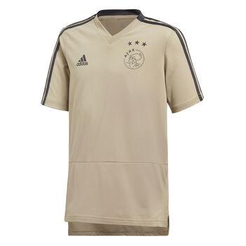 ADIDAS Ajax Amsterdam Training voetbalshirt Jongens Off white