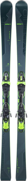 Amphibio 16 Ti Fusion X ski
