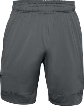 Under Armour Training Stretch short Heren Grijs