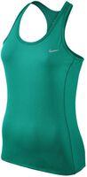 Nike Contour top Dames Groen