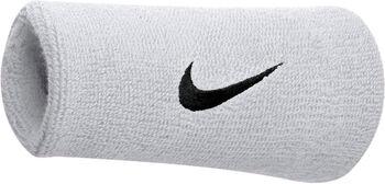 Nike Swoosh Doublewide zweetbandje Wit