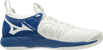 Mizuno Wave Momentum volleybalschoenen Heren Wit