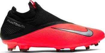 Nike Phantom Vision 2 Pro Dynamic Fit FG voetbalschoenen Rood