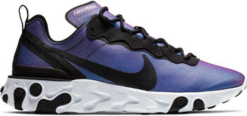 c47c116c8e1 Nike React Element 55 Premium sneakers Heren Zwart