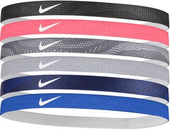 Nike Headbands 6-pack Grijs