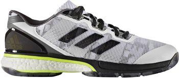 adidas Stabil Boost 20Y handbalschoenen Heren Wit