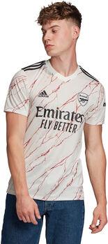 adidas Arsenal 20/21 Uitshirt Heren Wit
