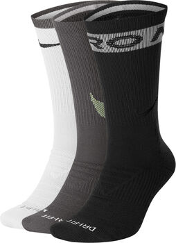 Nike Everyday Cushioned Crew 3-pak sokken Heren Neutraal