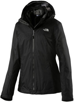 The North Face Arashi Triclimate jack Dames Zwart