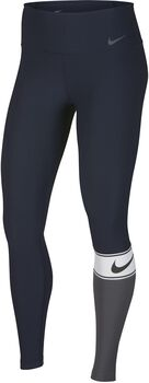 Nike Power tight Dames Blauw