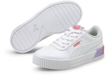 Puma Carina Summer Fade peuter sneakers Meisjes Wit