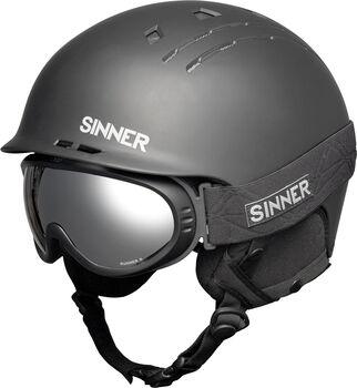 Sinner Pincher + Runner combipack Heren Zwart