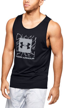 Under Armour Tech™ 2.0 Graphic top Heren Zwart