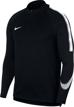 Nike Dry Squad shirt Heren Zwart