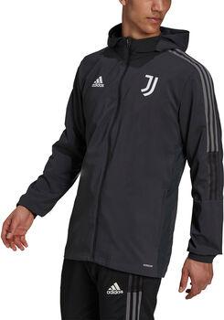 adidas Juventus Tiro presentatiejas 21/22 Heren Zwart