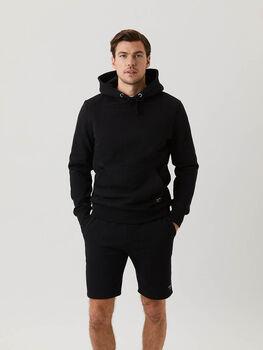 Björn Borg Centre hoodie Heren Zwart