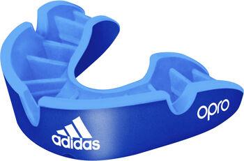 adidas Opro Self-fit Gen4 Silver bitje Blauw