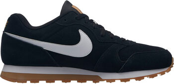 Nike MD Runner 2 Suede sneakers Heren Zwart