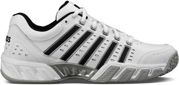 K-Swiss Bigshot Light LTR Omni tennisschoenen Heren Wit