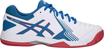 Asics GEL-Game 6 Clay tennisschoenen Heren Wit