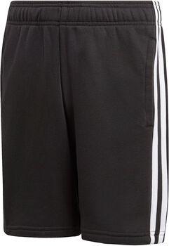 ADIDAS Essentials 3-Stripes Knit short Zwart