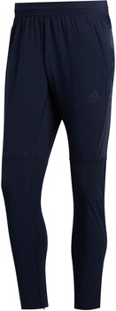 adidas AEROREADY 3-Stripes broek Heren Blauw