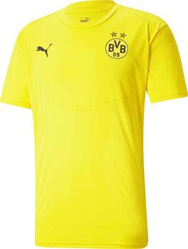 Puma Borussia Dortmund Warming-Up t-shirt Heren Geel