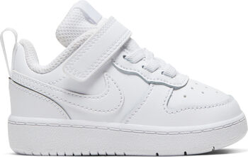 Nike Court Borough Low 2 kids sneakers  Jongens Wit