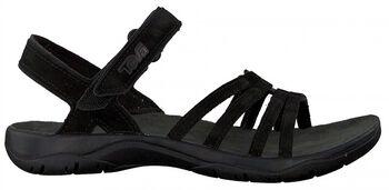 Teva Elzada Lea sandalen Dames Zwart