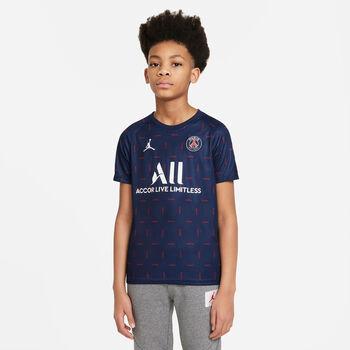 Nike Paris Saint-Germain kids thuistop 21/22 Blauw