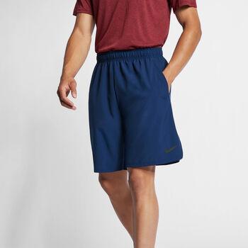 Nike Flex Woven short Blauw