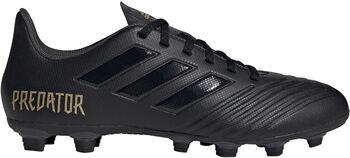 ADIDAS Predator 19.4 FXG voetbalschoenen Heren Zwart