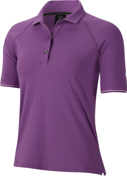 Nike Court polo Dames Roze