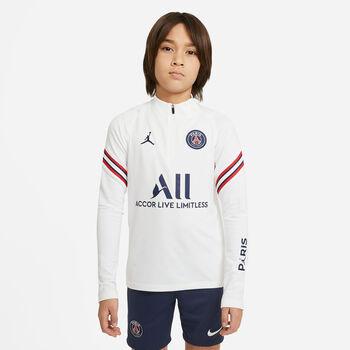 Nike Paris Saint-Germain Strike Drill kids top 21/22  Wit