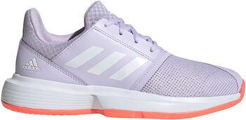 ADIDAS CourtJam S tennisschoenen Paars
